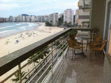 Guaruja Centro Apartamento Venda R$1.200.000,00 Condominio R$1.100,00 4 Dormitorios 2 Vagas Area construida 196.00m2