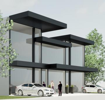 Botucatu Centro Estabelecimento Locacao R$ 6.500,00  2 Vagas Area construida 99.00m2